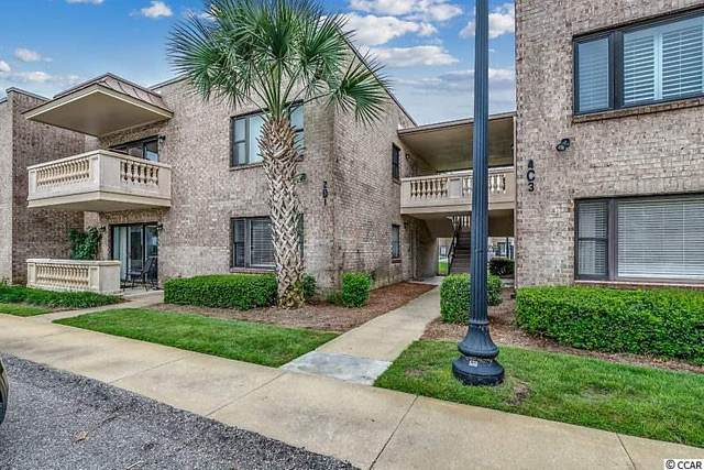 10100 Lake Shore Dr. D-2, Myrtle Beach, SC 29572 (MLS #2019219) :: Coldwell Banker Sea Coast Advantage