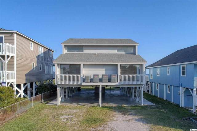1504 E Main St., Sunset Beach, NC 28468 (MLS #2019242) :: James W. Smith Real Estate Co.