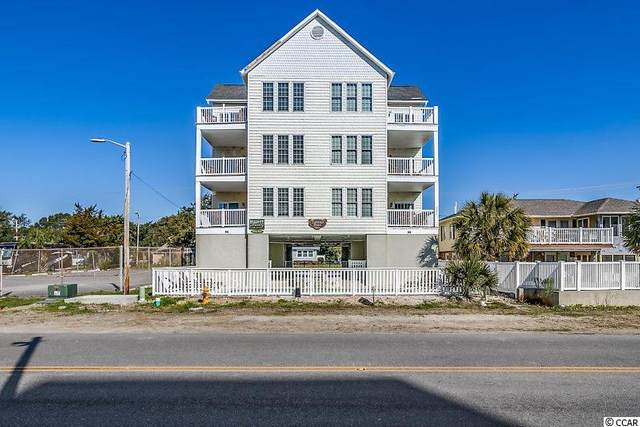 2506 S Ocean Blvd., North Myrtle Beach, SC 29582 (MLS #2019265) :: Garden City Realty, Inc.