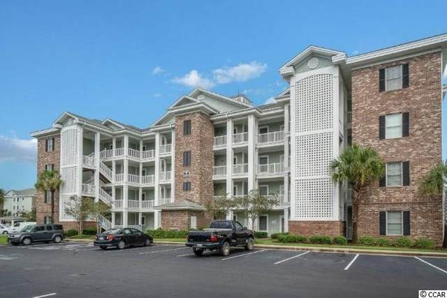 4833 Luster Leaf Circle #101, Myrtle Beach, SC 29577 (MLS #2019273) :: Coastal Tides Realty