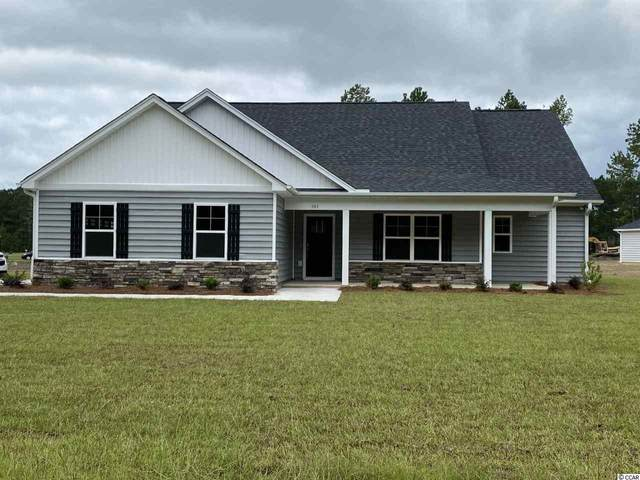 1008 Dublin Dr., Conway, SC 29526 (MLS #2019275) :: Grand Strand Homes & Land Realty