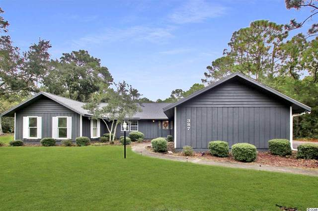 387 Linden Circle, Pawleys Island, SC 29585 (MLS #2019282) :: The Greg Sisson Team with RE/MAX First Choice