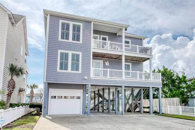 329 47th Ave. N, North Myrtle Beach, SC 29582 (MLS #2019327) :: Garden City Realty, Inc.