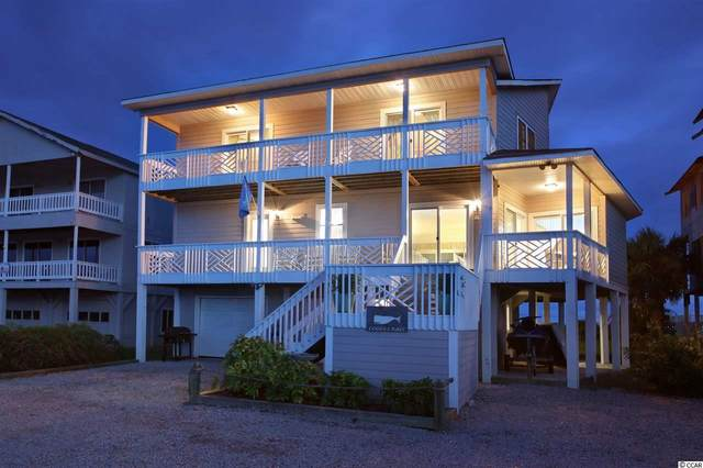 129 Ocean Isle West Blvd., Ocean Isle Beach, NC 28469 (MLS #2019336) :: James W. Smith Real Estate Co.