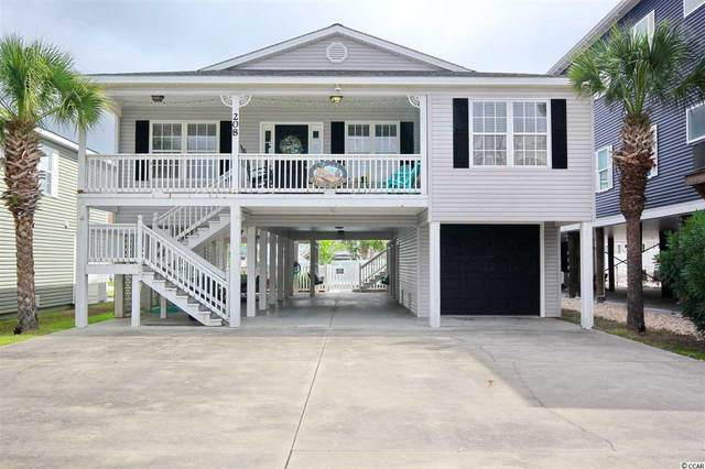 208 54th Ave. N, North Myrtle Beach, SC 29582 (MLS #2019347) :: Garden City Realty, Inc.