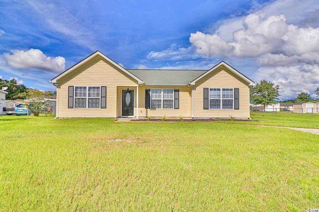 1208 Midvale Dr., Conway, SC 29527 (MLS #2019349) :: James W. Smith Real Estate Co.