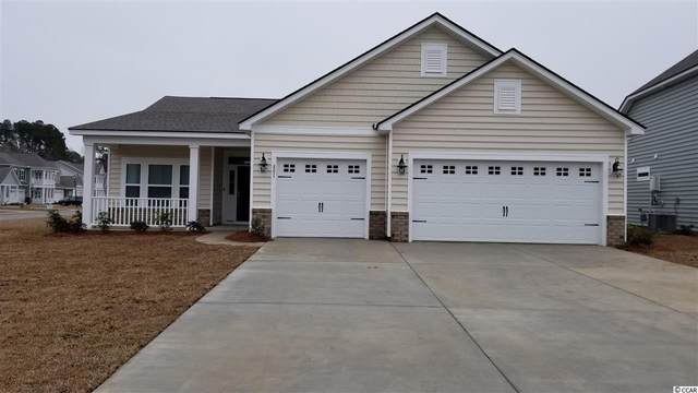 940 Harrison Mill St., Myrtle Beach, SC 29579 (MLS #2019357) :: James W. Smith Real Estate Co.