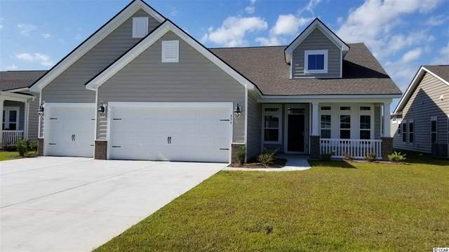 944 Harrison Mill St., Myrtle Beach, SC 29579 (MLS #2019358) :: James W. Smith Real Estate Co.