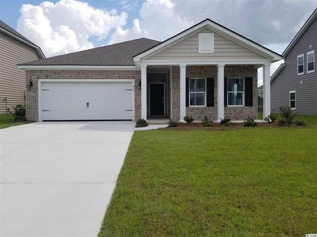 1019 Harbison Circle, Myrtle Beach, SC 29579 (MLS #2019361) :: James W. Smith Real Estate Co.