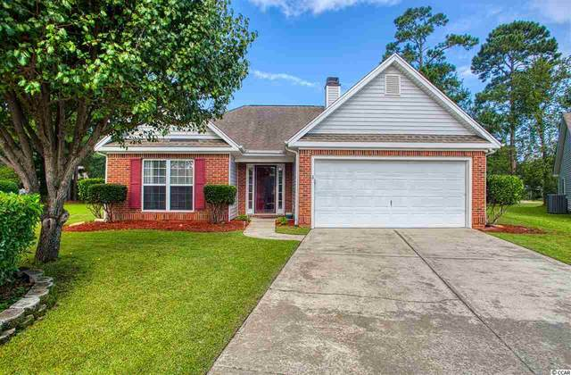 1306 Battleway Ct., Myrtle Beach, SC 29579 (MLS #2019374) :: Coldwell Banker Sea Coast Advantage