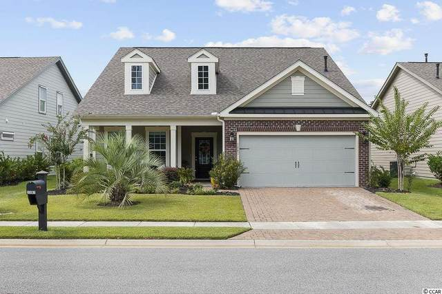 1841 Bluff Dr., Myrtle Beach, SC 29577 (MLS #2019415) :: The Hoffman Group