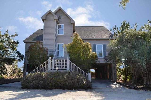 646 Parker Dr., Pawleys Island, SC 29585 (MLS #2019421) :: Duncan Group Properties