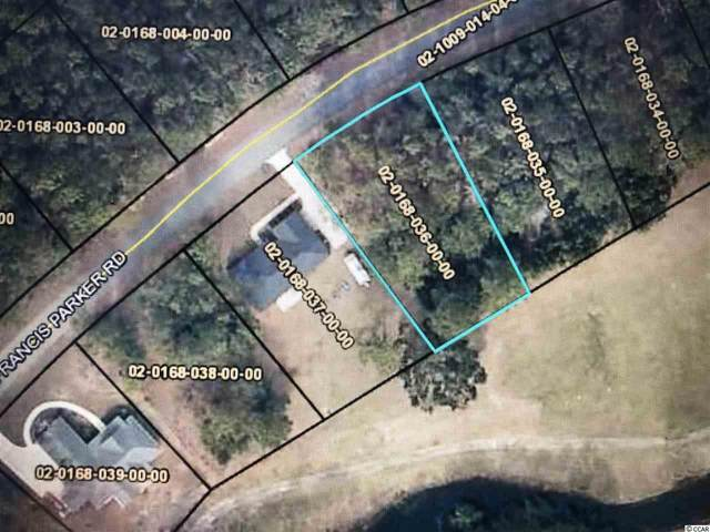 1160 Francis Parker Rd., Georgetown, SC 29440 (MLS #2019441) :: Jerry Pinkas Real Estate Experts, Inc