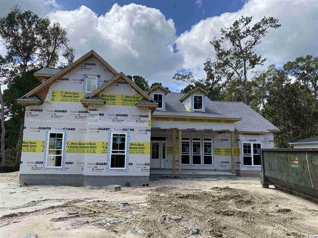801 Aspen Loop, Pawleys Island, SC 29585 (MLS #2019467) :: Welcome Home Realty
