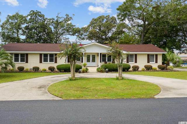 1513 Magnolia Dr., North Myrtle Beach, SC 29582 (MLS #2019497) :: The Hoffman Group