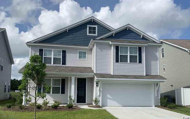 8053 Fort Hill Way, Myrtle Beach, SC 29579 (MLS #2019519) :: The Lachicotte Company