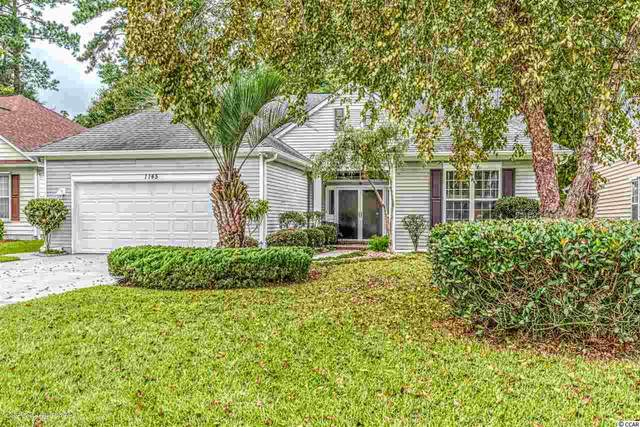 1145 N Blackmoor Dr., Murrells Inlet, SC 29576 (MLS #2019520) :: The Hoffman Group