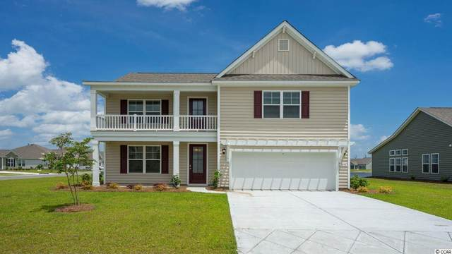 8080 Fort Hill Way, Myrtle Beach, SC 29579 (MLS #2019523) :: The Lachicotte Company