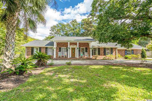 6502 Porcher Dr., Myrtle Beach, SC 29572 (MLS #2019565) :: Garden City Realty, Inc.