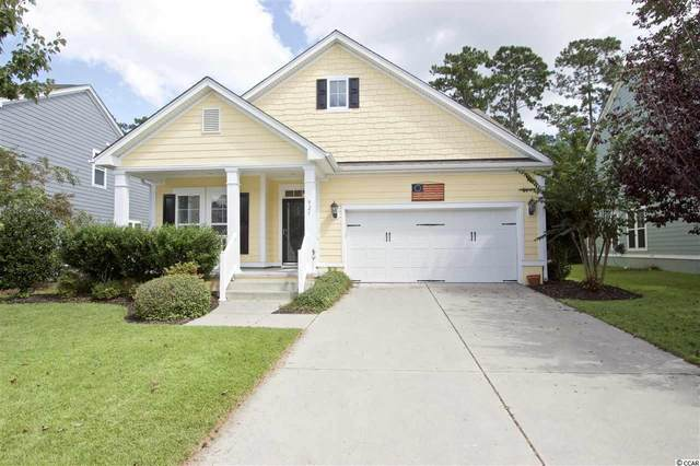 921 Refuge Way, Murrells Inlet, SC 29576 (MLS #2019573) :: The Hoffman Group