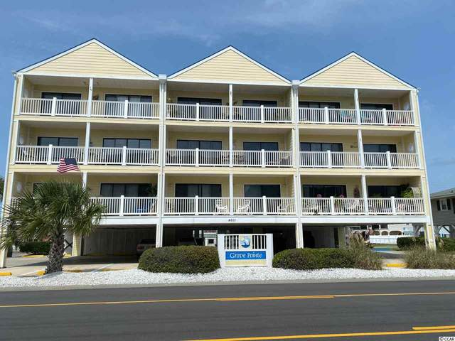 4601 N Ocean Blvd. N #301, North Myrtle Beach, SC 29582 (MLS #2019588) :: Hawkeye Realty