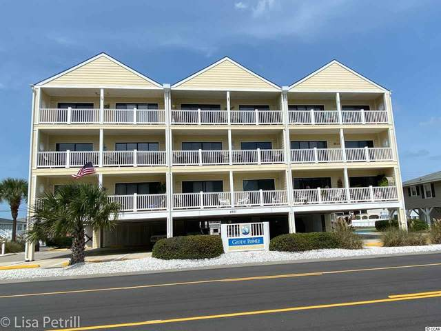 4601 N Ocean Blvd. N #205, North Myrtle Beach, SC 29582 (MLS #2019589) :: Hawkeye Realty