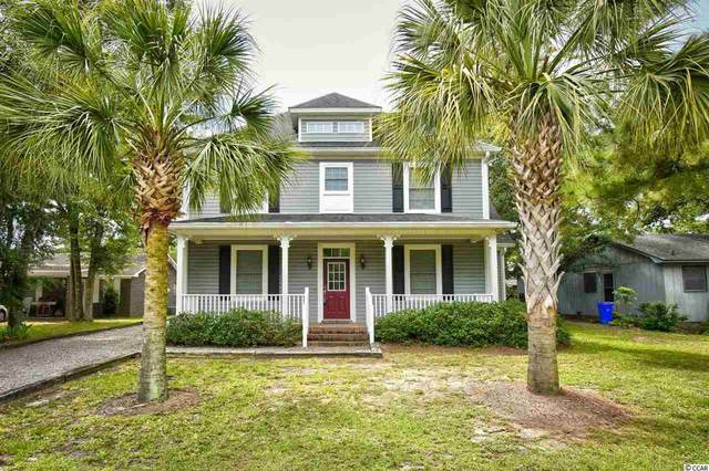 329 Sparrow Dr., Surfside Beach, SC 29575 (MLS #2019605) :: The Litchfield Company