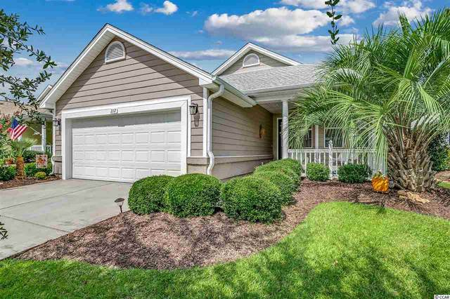 212 Castle Pines Ln., Murrells Inlet, SC 29576 (MLS #2019618) :: Welcome Home Realty