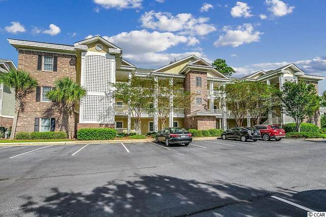 4809 Luster Leaf Circle #302, Myrtle Beach, SC 29577 (MLS #2019647) :: Coastal Tides Realty