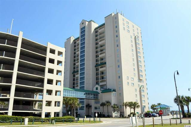 3805 Ocean Blvd. S #1502, North Myrtle Beach, SC 29582 (MLS #2019665) :: The Trembley Group | Keller Williams