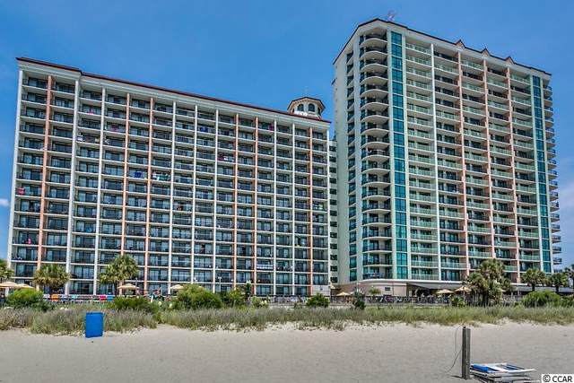 3000 N Ocean Blvd. #1028, Myrtle Beach, SC 29577 (MLS #2019677) :: Duncan Group Properties