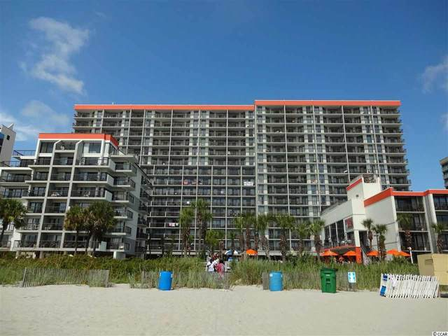 7200 North Ocean Blvd. #116, Myrtle Beach, SC 29572 (MLS #2019709) :: Jerry Pinkas Real Estate Experts, Inc