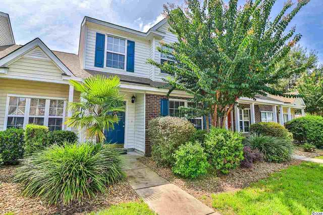 841 Sheridan Rd. #841, Myrtle Beach, SC 29579 (MLS #2019711) :: The Greg Sisson Team with RE/MAX First Choice
