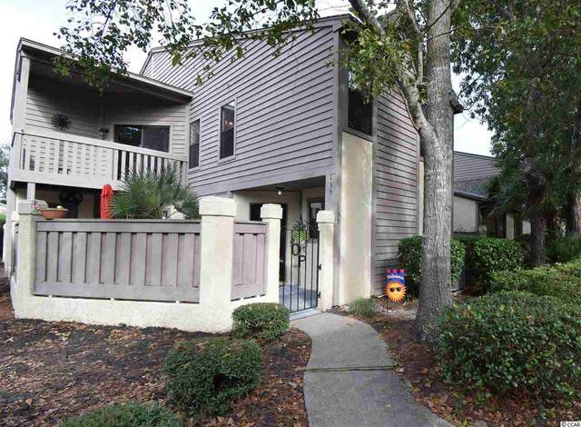 615 13th Ave. S #135, Surfside Beach, SC 29575 (MLS #2019735) :: James W. Smith Real Estate Co.