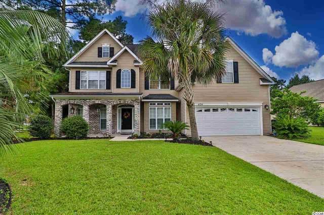 474 Springlake Dr., Myrtle Beach, SC 29579 (MLS #2019741) :: Duncan Group Properties