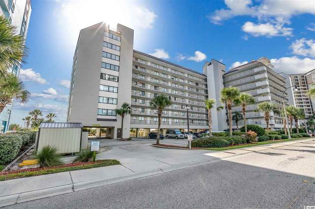 4719 Ocean Blvd. S #407, North Myrtle Beach, SC 29582 (MLS #2019749) :: James W. Smith Real Estate Co.