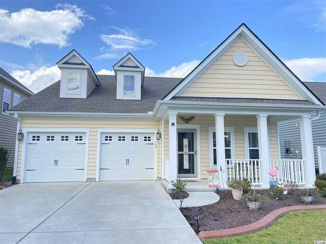 704 Cherry Blossom Dr., Murrells Inlet, SC 29576 (MLS #2019755) :: James W. Smith Real Estate Co.