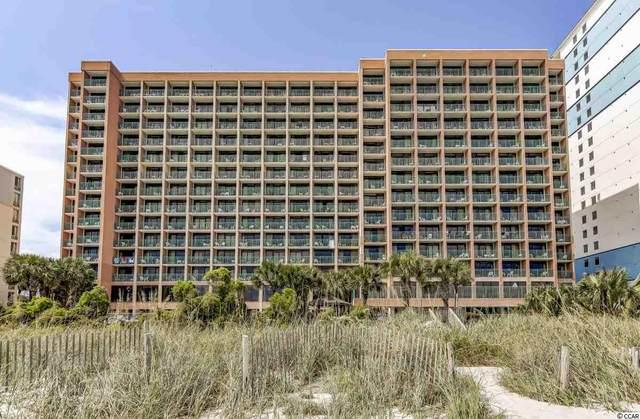 2207 S Ocean Blvd. #621, Myrtle Beach, SC 29577 (MLS #2019758) :: Coldwell Banker Sea Coast Advantage