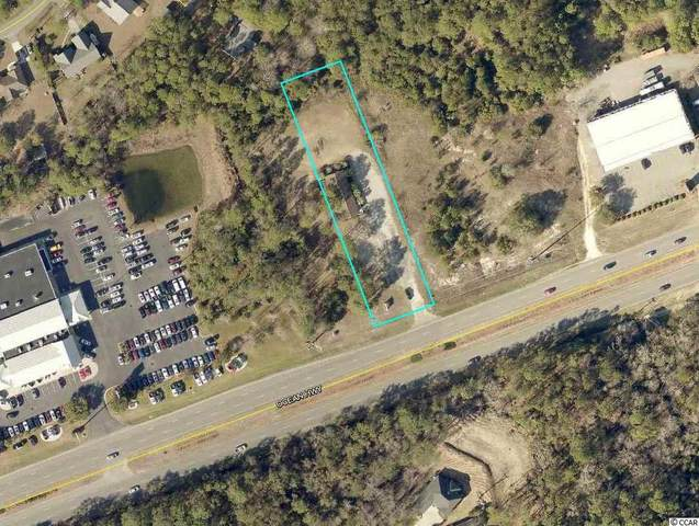8683 Ocean Hwy., Pawleys Island, SC 29585 (MLS #2019763) :: The Hoffman Group