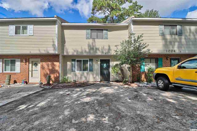 1024 S Hollywood Dr. B, Surfside Beach, SC 29575 (MLS #2019773) :: The Lachicotte Company
