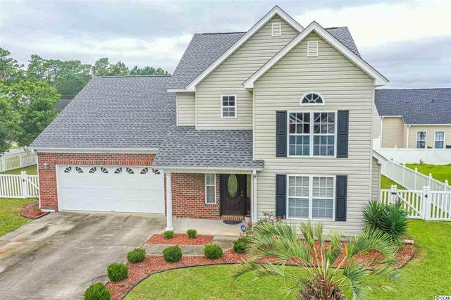 5069 Capulet Circle, Myrtle Beach, SC 29588 (MLS #2019791) :: Dunes Realty Sales