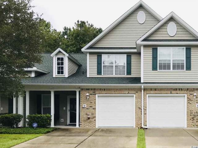 799 Painted Bunting Ct. D, Murrells Inlet, SC 29576 (MLS #2019794) :: James W. Smith Real Estate Co.