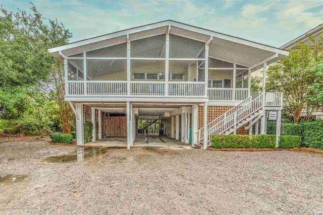 1163 Parker Dr., Pawleys Island, SC 29585 (MLS #2019798) :: The Hoffman Group