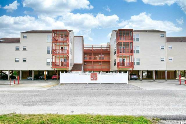 212 29th Ave. N #304, North Myrtle Beach, SC 29582 (MLS #2019800) :: James W. Smith Real Estate Co.