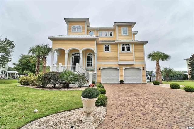75 Deep Lake Dr., Murrells Inlet, SC 29576 (MLS #2019804) :: Grand Strand Homes & Land Realty