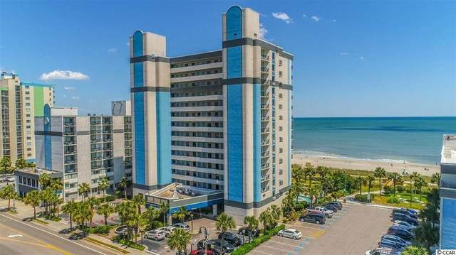 2300 N Ocean Blvd. N #538, Myrtle Beach, SC 29577 (MLS #2019813) :: Right Find Homes