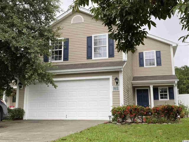 462 Dandelion Ln., Myrtle Beach, SC 29579 (MLS #2019818) :: Welcome Home Realty