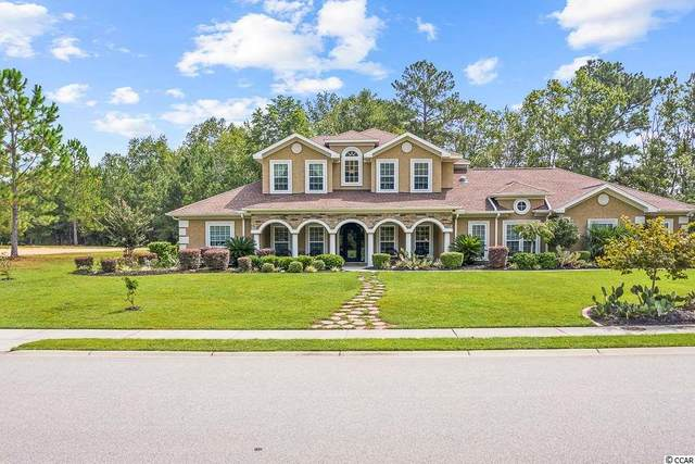 1212 Wood Stork Dr., Conway, SC 29526 (MLS #2019845) :: The Lachicotte Company