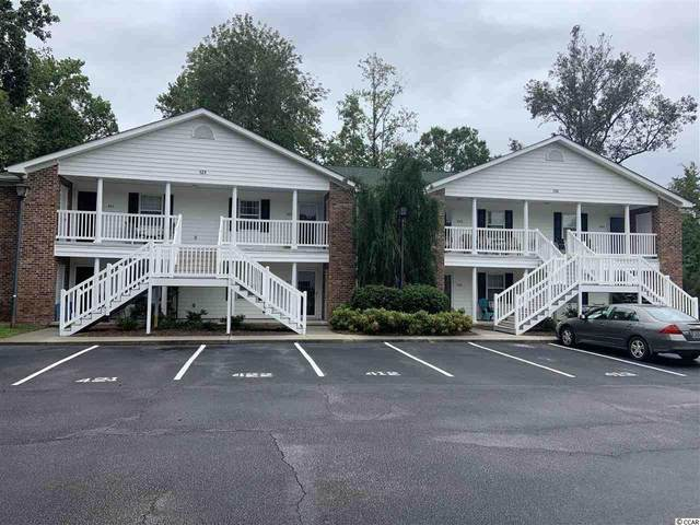 128 Egret Run Ln. #423, Pawleys Island, SC 29585 (MLS #2019852) :: Coldwell Banker Sea Coast Advantage