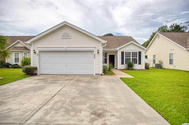 424 Shadow Creek Ct., Myrtle Beach, SC 29588 (MLS #2019879) :: James W. Smith Real Estate Co.